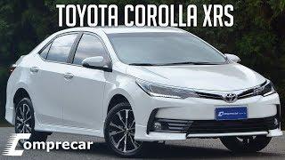 Avaliação: Toyota Corolla XRS