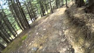 Les Gets Bike Park - Triple 8