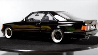 OttOmobile Mercedes Benz 560 SEC AMG