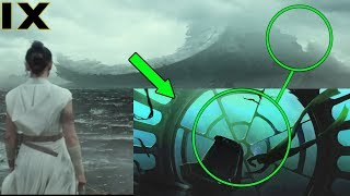WHY The Death Star Is Underwater in Episode 9 Teaser Trailer EXPLAINED