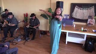"Video thumbnail of """"Hanohano Wailea"", Performed By Kuleana, Hula By Jeana Ka'io"""
