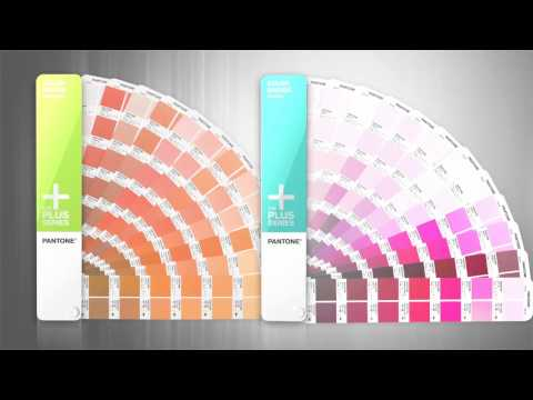 Pantone CMYK Color Guide Video