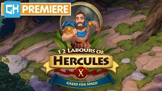12 Labours of Hercules X - Greed for Speed Collector's Edition video