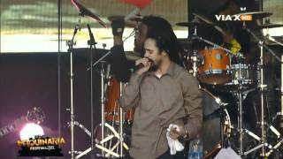 Damian Marley - Road To Zion - Maquinaria Festival Chile 2011