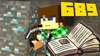 Minecraft ITA - #689 - Diamanti e conoscenza!
