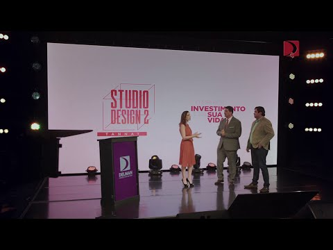 Lançamento Top Trio Delman - Edifício Studio Design 2 - Tannat