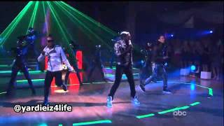 Don't Stop The Party @ Dancing With The Stars ABC TV