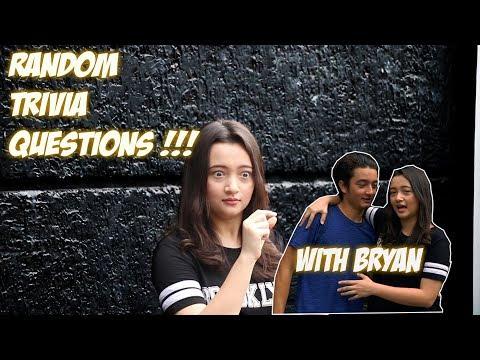 Random Trivia Questions | Megan Domani