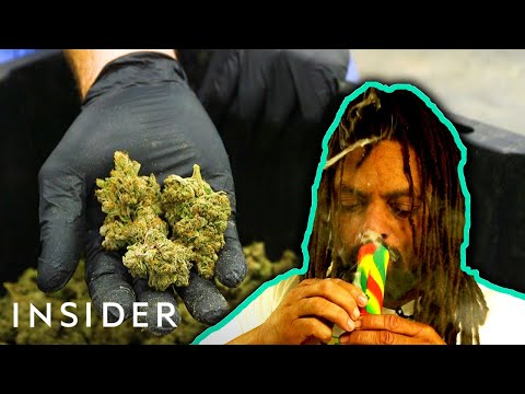 How Big Weed Became A Rich White Business