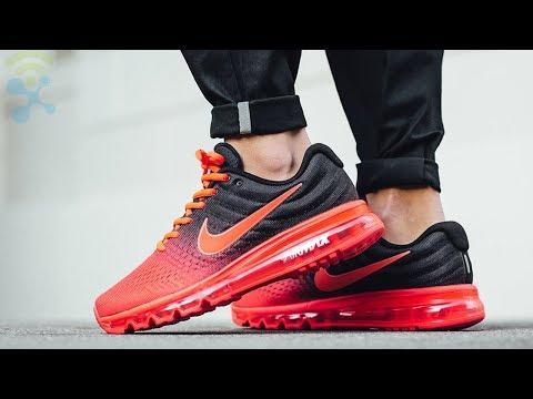 5 NIKE AIR MAX Shoes