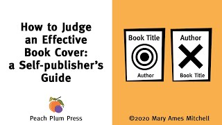 How to Judge an Effective Book Cover?  Simple Guidelines