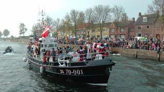 Sinterklaas komt in Hellevoetsluis – 2016