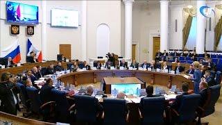 Областная Дума рассмотрела проект регионального бюджета на 2017 год и на плановый период 2018 и 2019 годов