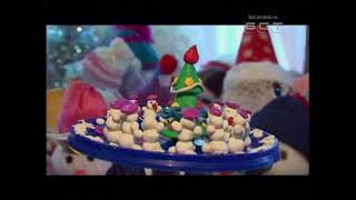 Руки – ветки, рот – конфета, пусть стоит теперь до лета  Парад Снеговиков в Братске