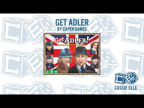 Cassie Elle talks Get Adler!