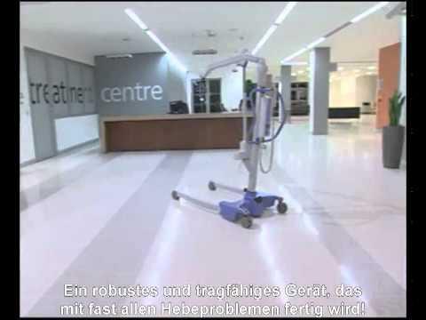 Patientenlifter - Gurtlifter & Aufstehhilfen