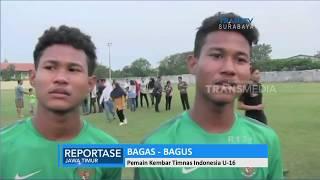 Duet Bagas - Bagus, Duet Maut Timnas U-16