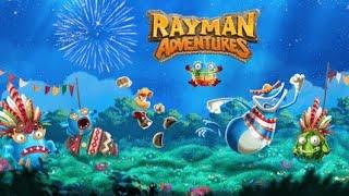 Rayman adventures gameplay walkthrough part 1  (ios)(android)