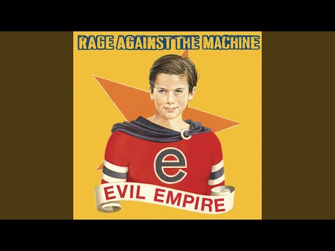 Rage Against the Machine Vietnow drum thumbnail