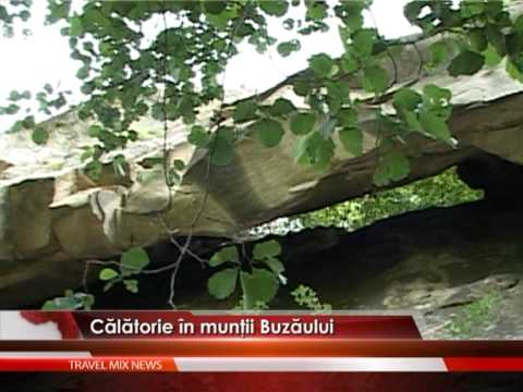 Călătorie în munţii Buzăului – VIDEO