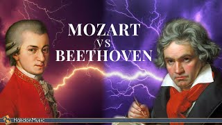 Mozart vs Beethoven - The Masters of Classical Music