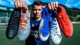 TOP 5 Fußballschuhe für BREITE Füße - Lets Talk Football #2