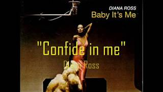 Confide in me - Diana Ross