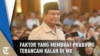 Faktor yang Membuat Prabowo Terancam Kalah dalam Gugatan di MK