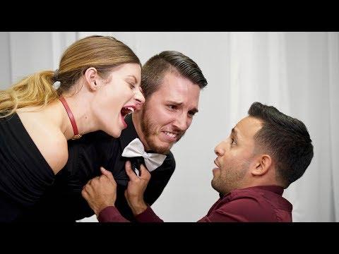 Worst Laugh | Anwar Jibawi & Hannah Stocking