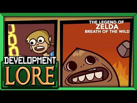 BREATH OF THE WILD: Creating Nintendo's Next Classic  | Development Lore | LORE