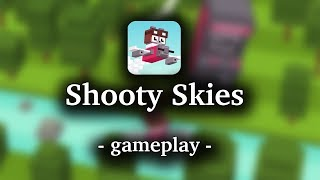 Shooty Skies [by Mighty Games] - HD Gameplay (iOS/Android)