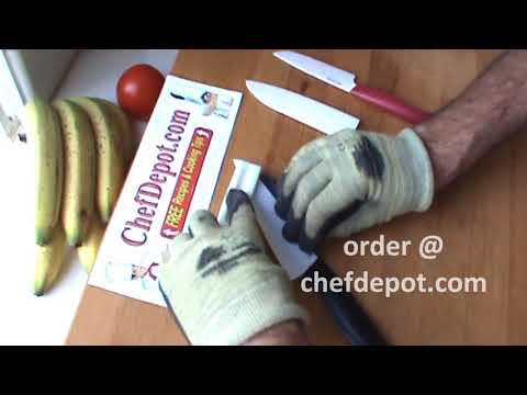Understanding ceramic knives