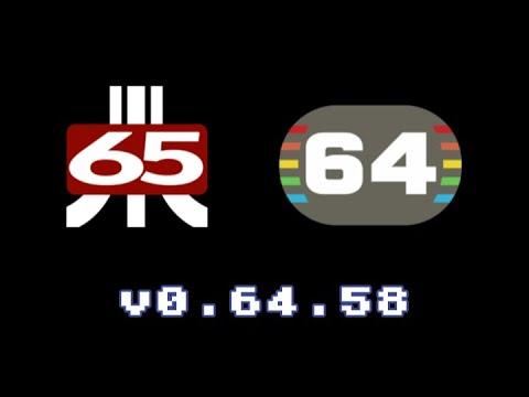C64 65XE Debugger v0,64,58