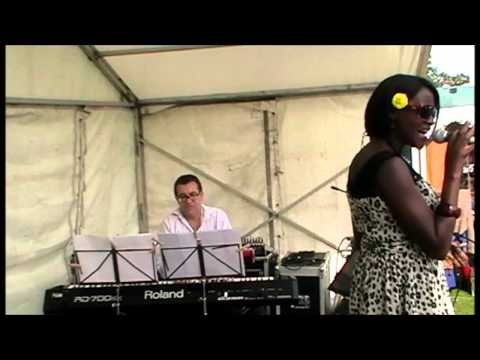 'Because of Your Love' (original composition) - The Gloria Miller Duo