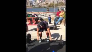 Barbells for Boobs CrossFit LIC 2010
