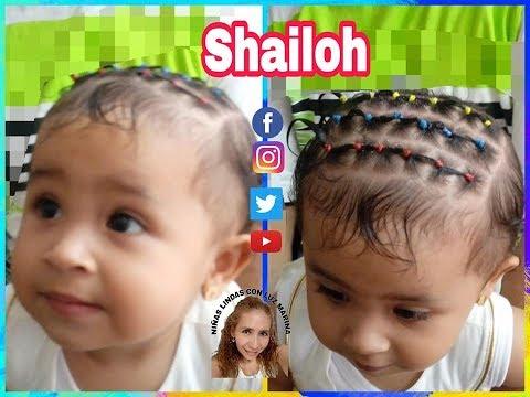 Peinado Bebes De Pelo Corto Paso A Paso Facil Youtube Search Ru