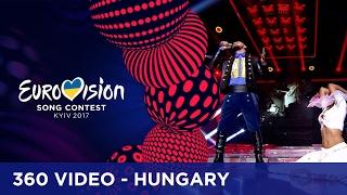 Joci Pápai - Origo (Hungary) 360° A dal performance