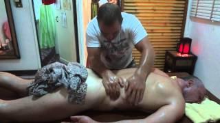 Masculinity Massage