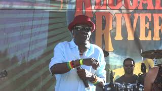 The Wailing Souls High Times Reggae on the River whole show Aug 4 2018