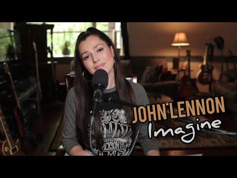 Suena genial Imagine en la voz de Jessica Lynn