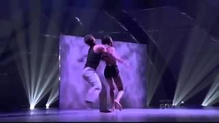 Sasha and Kent   Contemporary   So You Think You Can Dance 360p