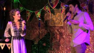 """Drew Gehling & Laura Osnes - """"Any Moment/Moments In The Woods"""" (The Broadway Prince Party)"""