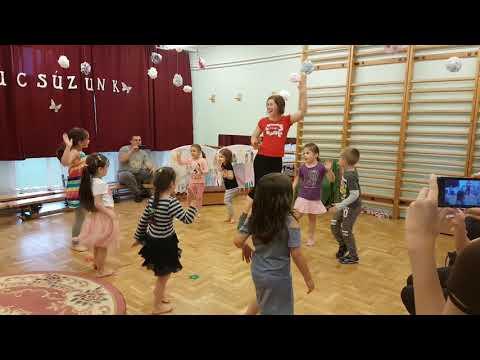Violin gála 2017: Zumba mix kicsik és nagyok