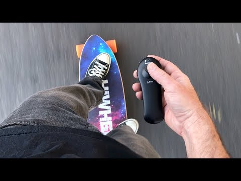 CHEAPEST Electric Skateboard $140!