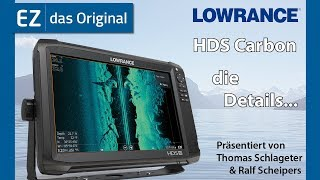 LOWRANCE HDS CARBON Video TUTORIAL sulla selezione AUTO/MAN