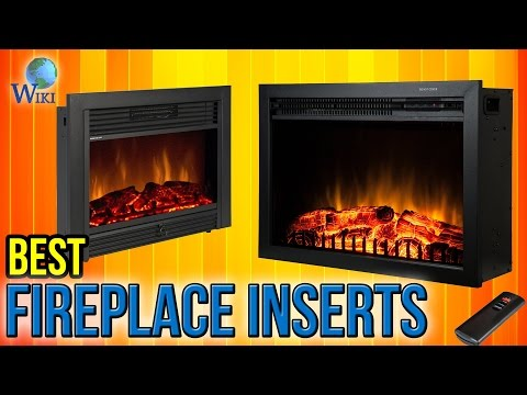 10 Best Fireplace Inserts 2017