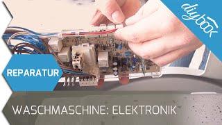 Gorenje Waschmaschine Reparieren: Elektronik Tauschen