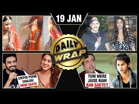 Alia Bhatt Kalank Song, Kartik Aaryan On Dating Sa