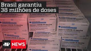 Anvisa libera registro emergencial da vacina da Janssen