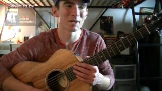 Ed Sheeran  Castle On The Hill  Guitar Tutorial